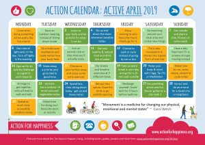 action for happiness april_2019