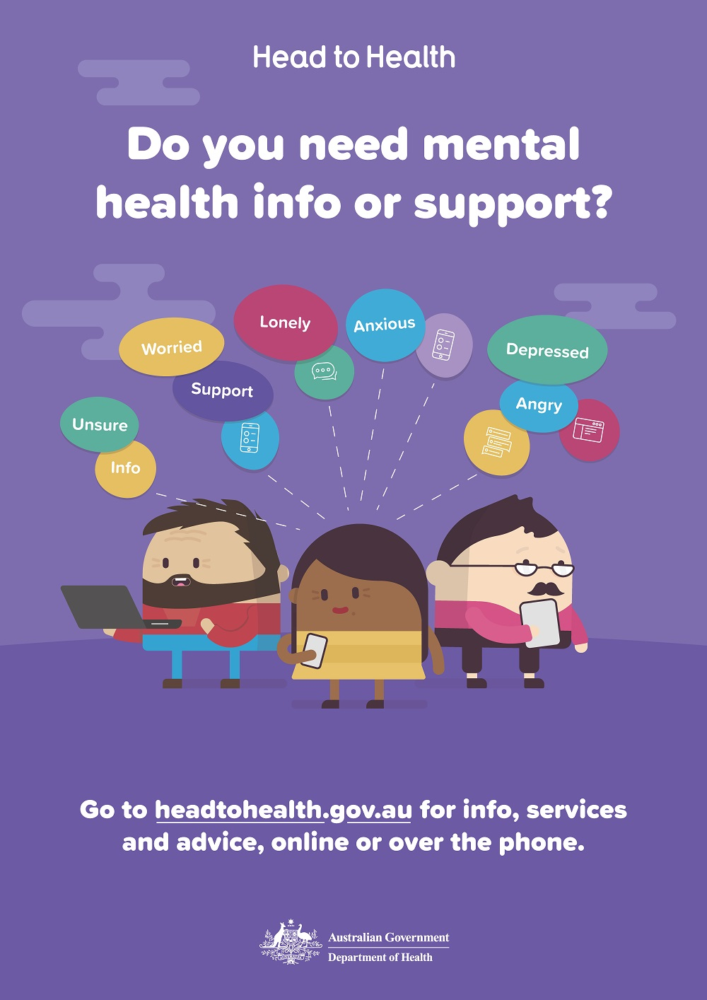 Head to Health is making it easier to find the support and resources you need