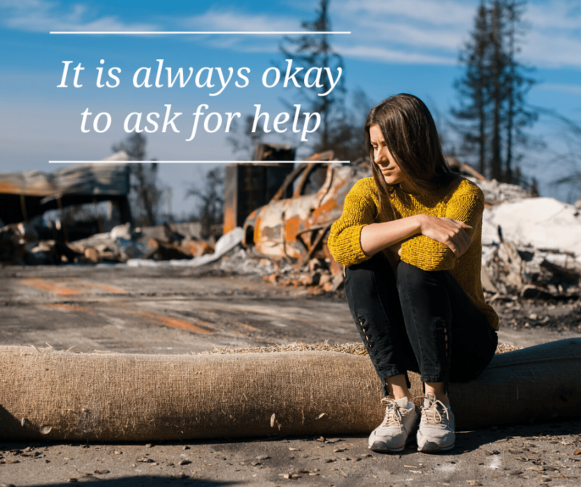 Its always okay to ask for help