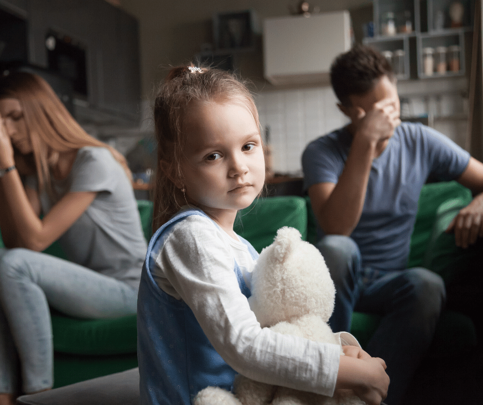 responding to family conflict