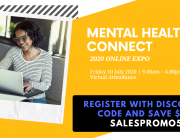 MENTAL HEALTH CONNECT | 2020 ONLINE EXPO