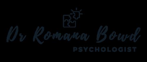 Dr Romana Bowd Psychology